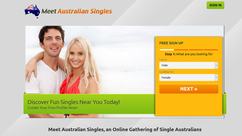 Free online australian dating websites