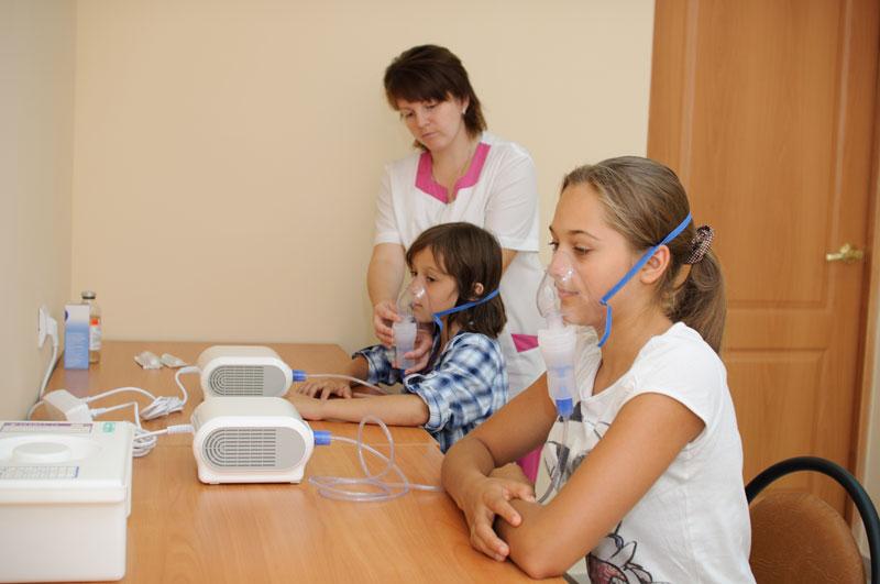 Санатории для органов дыхания