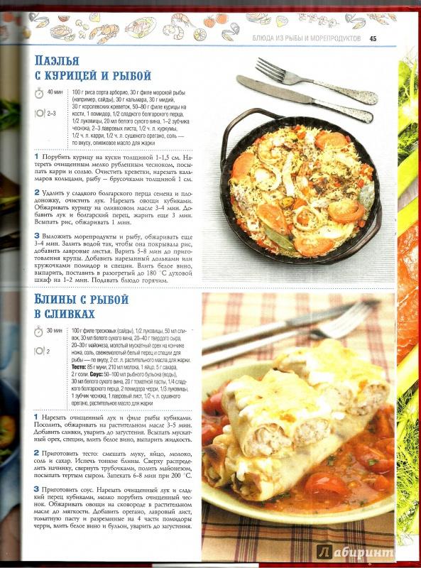Рецепты блюд из рыбы с фото пошагово
