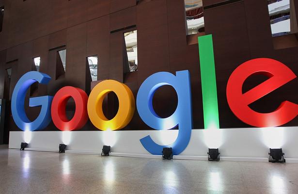 Вработе Google произошел сбой