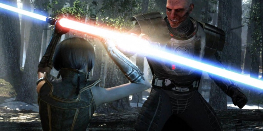 Star Wars : The old republic - SWTOR sur Jeux