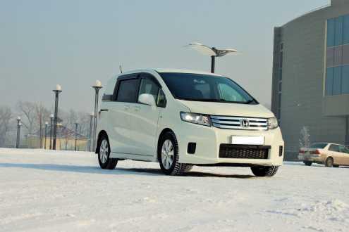 Honda Freed (Хонда Фрид) - Продажа, Цены