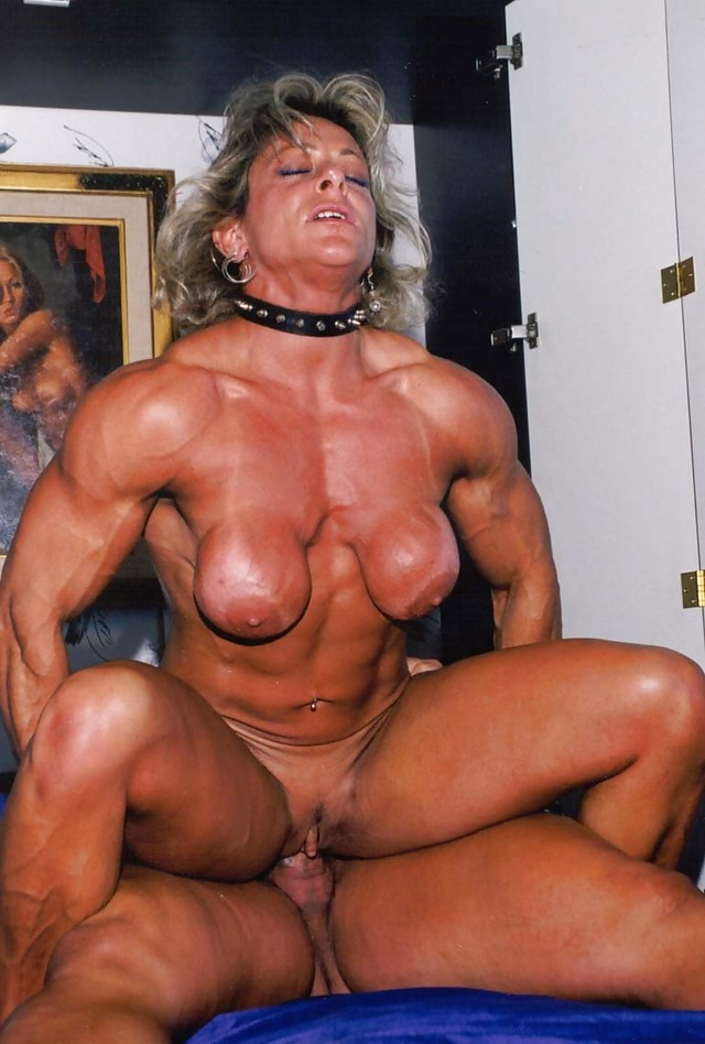 sex hardcore muscled women