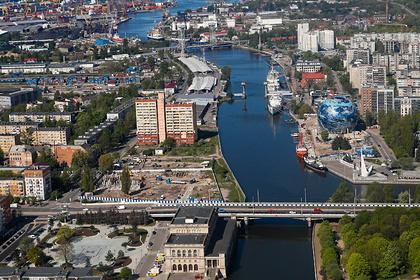 ВРоссии рассказали одействиях приагрессии НАТО вКалининграде