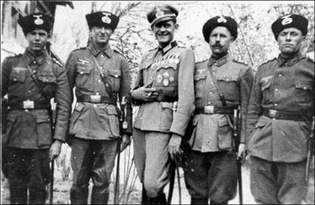 Почему некоторые казаки воевали заГитлера