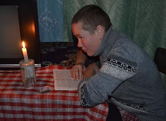 Жители бурятского поселка просят уДеда Мороза свет: егонетс1996-го