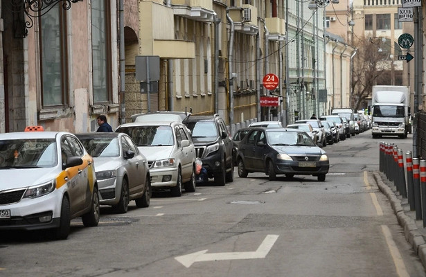 Москвичи стали быстрее находить места дляпарковок