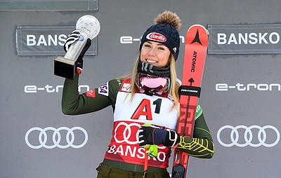 Олимпийская чемпионка Шиффрин пропустит старт горнолыжного Кубка мира из-затравмы спины