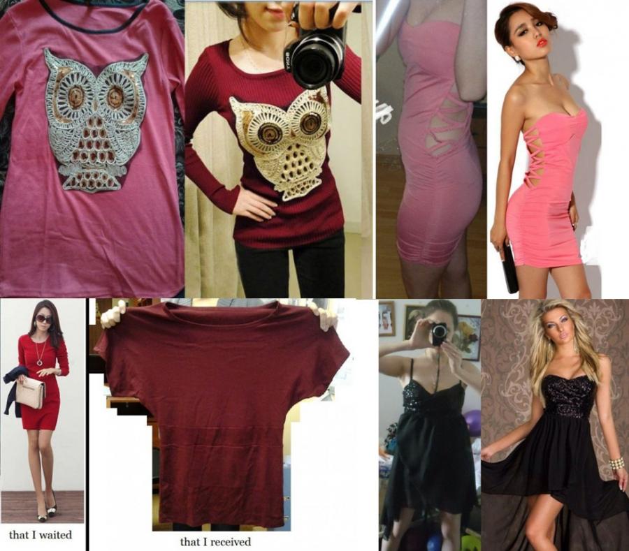 Покупка одежды с алиэкспресс отзывы
