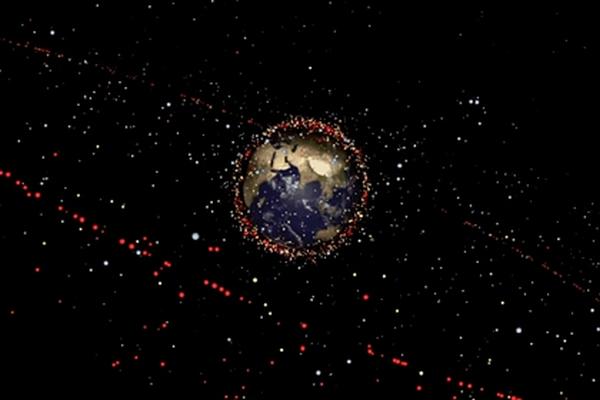 Названа причина появления опасного космического мусора