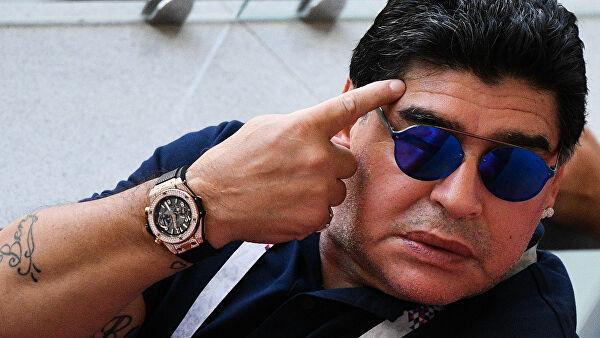 Экс-тренер Марадоны: «Диего звал меня попробовать кокаин»