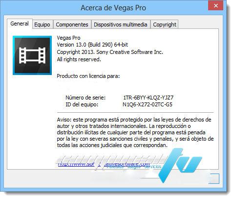 sony vegas pro 13 full patch keygen download