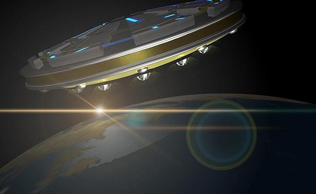 Возле Солнца обнаружили НЛОв25разбольше Земли