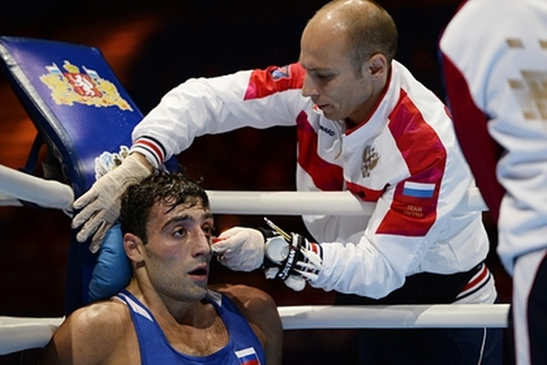 Осужденный боксер отобрался начемпионат России