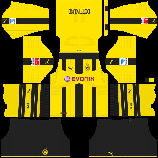 ad66c3023 Borussia Dortmund Dream League Soccer Logo – Idées d images à la club