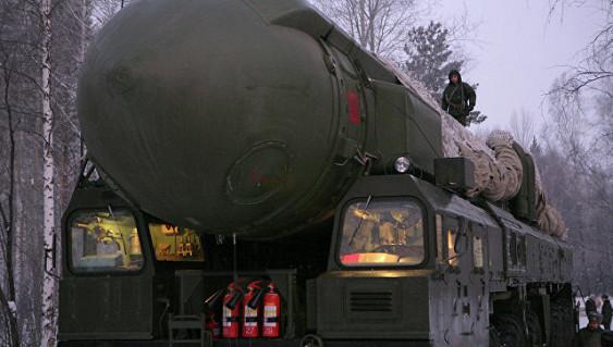 Из400 баллистических ракет 99% находятся вбоеготовности— Командующий РВСН