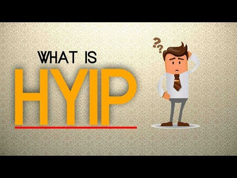 What is hyip investment reports
