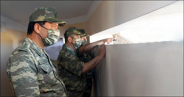 Российский миротворец ранен привзрыве мины вКарабахе. Азербайджанский военный погиб