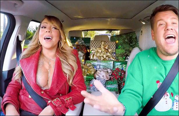 Самый необычный выпуск Carpool Karaoke! Заряжайся позитивом перед праздниками