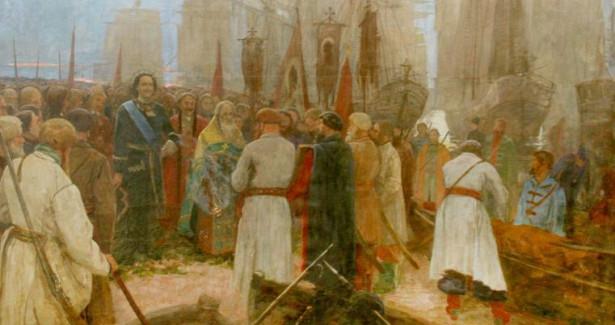 ВАзове, Таганроге иСтарочеркасской пройдут масштабные мероприятия к350-летию соднярождения Петра I