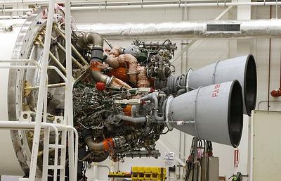 ВСША осуществлен успешный запуск ракеты сукраинским агрегатом