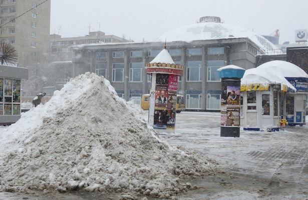 Всаратовском гидрометцентре советуют нерассчитывать наюжную «сочинскую» зиму