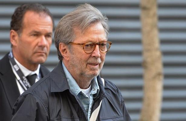 Эрик Клэптон признался, чтотеряет слух нафоне ухудшающегося здоровья