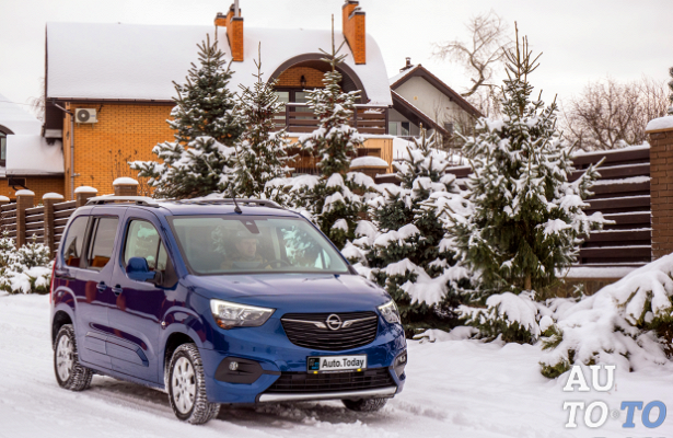 Тест-драйв Opel Combo Life: Поновому пути