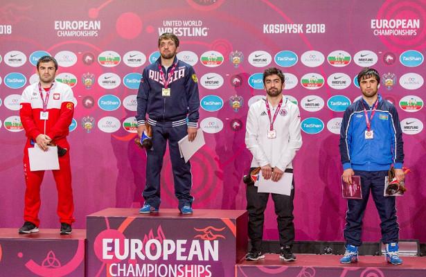 Интервью счемпионом Европы повольной борьбе Магомедом Курбаналиевым