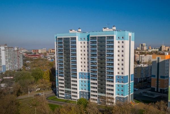 Компания ПЗСП завершает заселение квартала 589— первого впрограмме развития территорий Перми