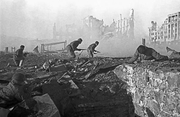 Битва заСталинград: какнемцам устроили «ад»