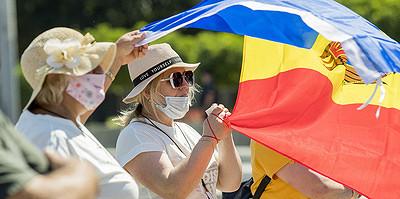 Скандал из-заизбирательных участков вРоссии. Молдавская оппозиция жалуется вБрюссель