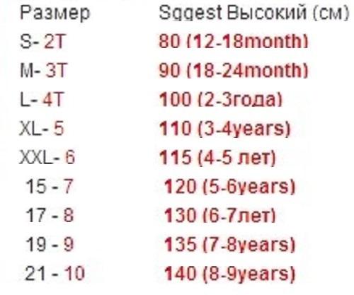 Детские китайские размеры обуви на русские таблица алиэкспресс на русском