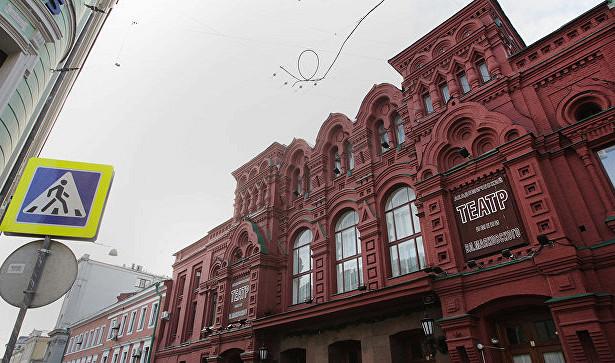 Первой премьерой нового сезона «Маяковки» станет «Москва. Дословно»