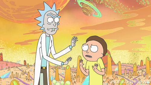 Мультсериал «РикиМорти» получит сразу 70новых эпизодов