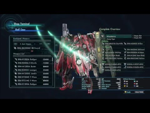 Xenoblade Chronicles X wallpaper ① Download free
