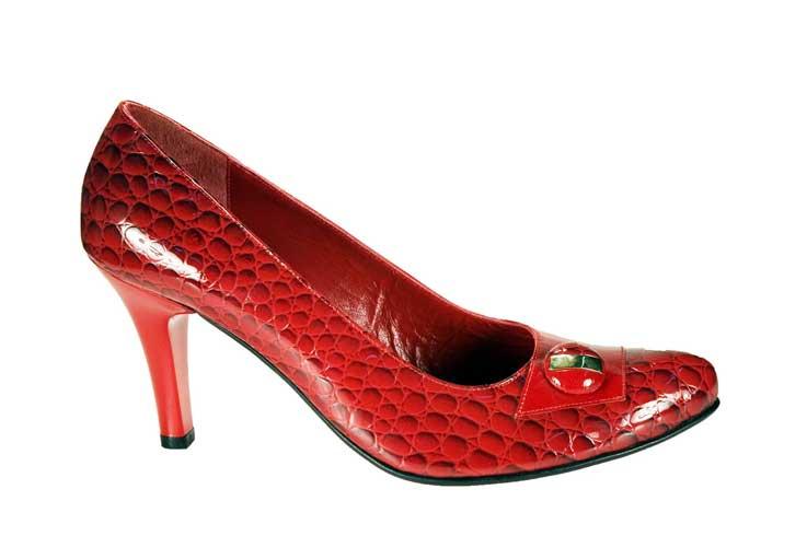 Женские туфли больших размеров в москве