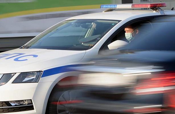 Автомобиль Минобороны попал вДТПвМоскве