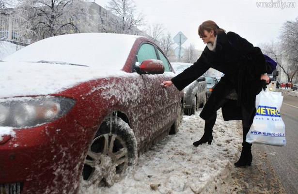Москве обещают новую волну ледяных дождей