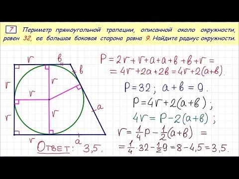 Математика профиль решение 7 задания