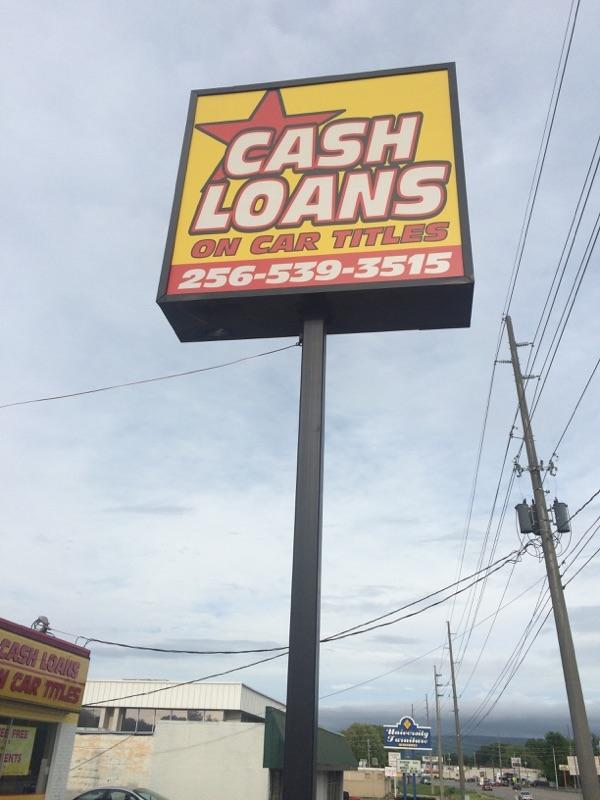 Cash loans huntsville al