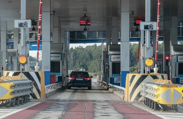 «Свободный поток»: сплатных дорог уберут шлагбаумы