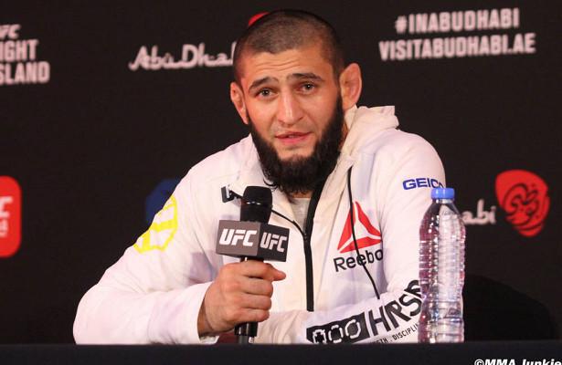 Чимаев— пропопадание втоп-15рейтинга UFC: «Эточушь, яномер один»