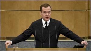 Медведев заговорил оновом налоге вРоссии