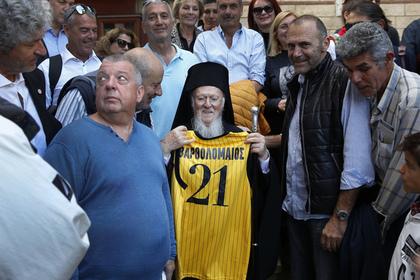 Непризнанная Турецкая православная церковь подала всуднапатриарха Варфоломея