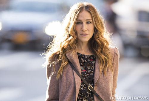 HBOпоказал первые кадры сосъемок «Развода» сСарой Джессикой Паркер