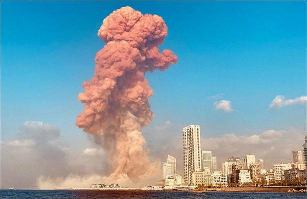Интерпол объявил врозыск двух россиян поделу овзрывах вБейруте