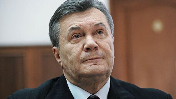 Янукович решил судиться сРадой из-заобвинений впотере Крыма