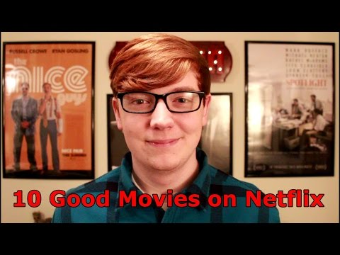 Top 30 Best Movies on Netflix Right Now (2016 Edition