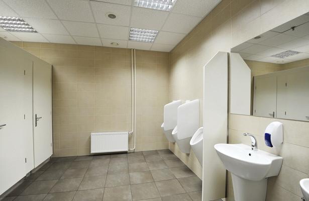 Какая изкабинок общественного туалета самая безопасная